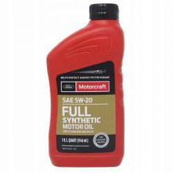 MOTORCRAFT 5W30 FULL SYNTHETIC OIL 1L (0.964L)